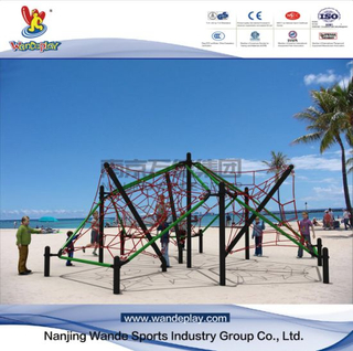 Outdoor Rope Climbing Netting Grid for Kids