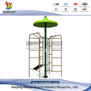 Outdoor Triple Stretch Stage Fitness Equipment for Park