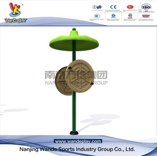 Outdoor Big Turning Wheels Stage Fitness Equipment for Park