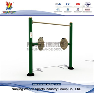 Big Turning Wheels Outdoor Handicapped Fitness Equipment Gym