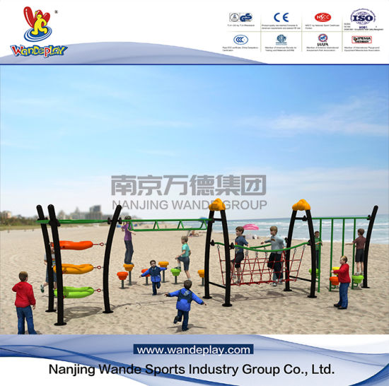 Outdoor Rope Climbing Frame Net for Kids