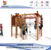 Wandeplay Theme Amusement Park Children Outdoor Playground Equipment with Wooden Structure with Wd-TM130