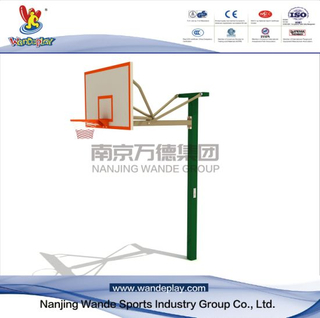 Outdoor Basketball Hoop Backboard And Stand