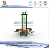 Twin Sit Up Outdoor Fitness Park Equipment