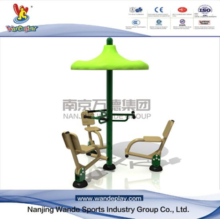 Outdoor Triple Stretch Stage Fitness Equipment for Parks