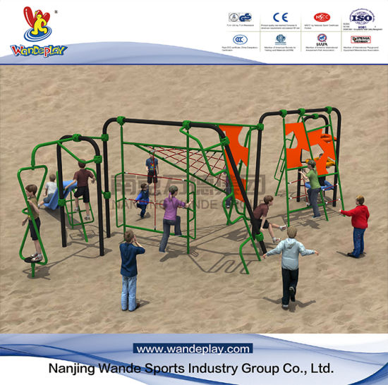 Outdoor Climbing Frame Rope Net for Children