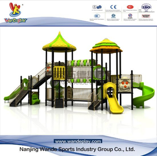 Big Size Outdoor Cartoon Playground Equipment for Schools
