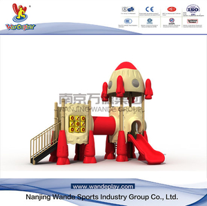 Aircraft Playset Outdoor Playground Equipment for Park