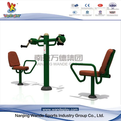 Outdoor Hand Bike Handicapped Fitness Equipment Gym