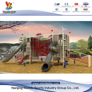 Big Size Modular Play System Outdoor Playground Equipment