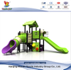 Amusement Outdoor Playset Tree House for Kids