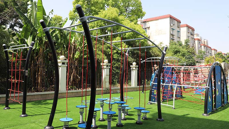 How to Maintain Outdoor Playground Equipment