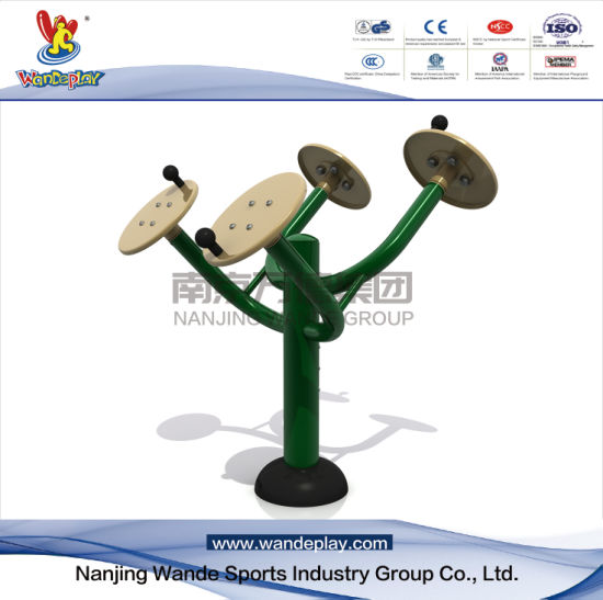 Children's Outdoor Exercise Fitness Equipment Push Hands