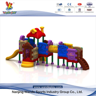 Children Indoor Playground Plastic Comprehensive Toys