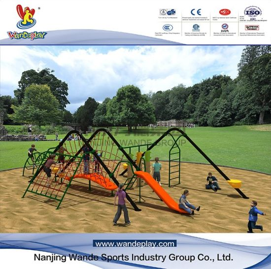 Outdoor Climbing Frame Rope Nets for Childrens