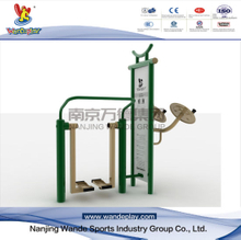 Push Hand And Health Walker Outdoor Fitness Park Equipment