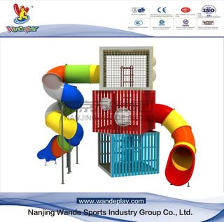 Amusement Park Children Outdoor Customized Playset with Slide