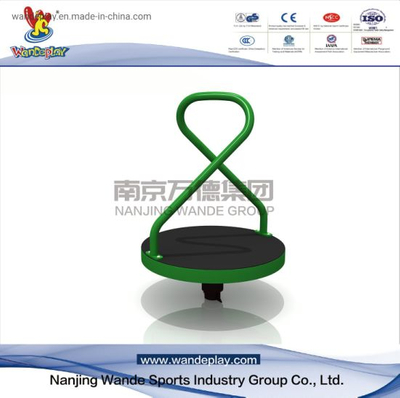 Twist Whirl of Outdoor Rotating Playground Equipment for Public