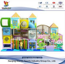 Castle Adventure Indoor Playground in Shopping Mall for Kids