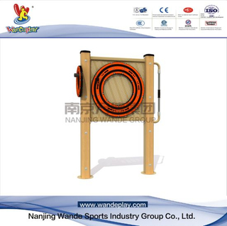 Outdoor Shoulder Training Senior Fitness Warm Up