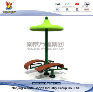 Outdoor Sit Up Stage Fitness Equipment for Park