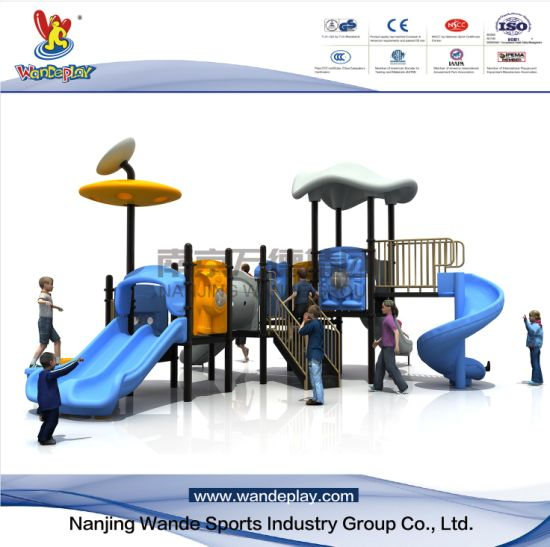 Children Amusement Outdoor Outer Space Playground Equipment