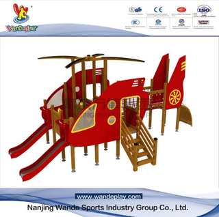 Theme Park Wooden Children Outdoor Customized Playset