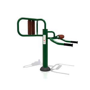 Outdoor Waist & Back Massage Fitness Equipment For Adults