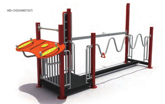 Senior and Handicap Fitness Equipment