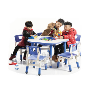 Children Furniture Indoor Tables And Chairs for Kindergarten